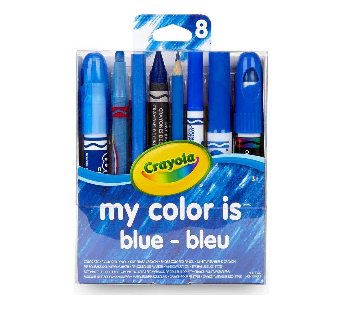Crayola My Color is Green