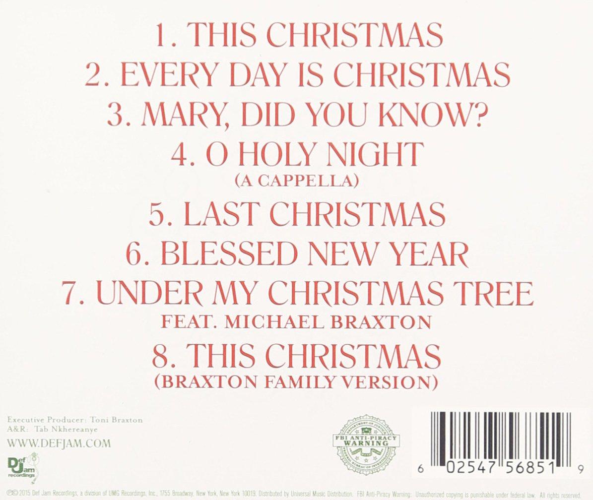 the braxtons - braxton family christmas - Amazon.com Music