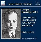 Great Pianists: Mischa Levitzki