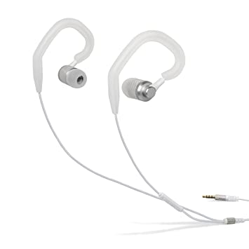 iQualTech Dual Driver Auriculares Deportivos con Micrófono de ...