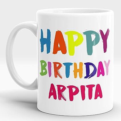 Amazon LASTWAVE Happy Birthday Gift For Arpita Best