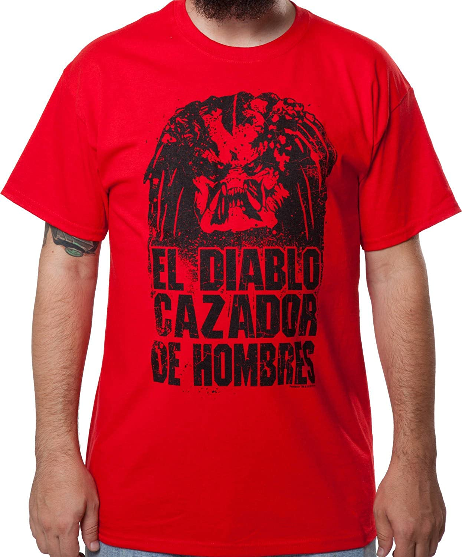 Trevco Mens El Diablo Predator T Shirt Clothing Diablosport Wiring Diagram