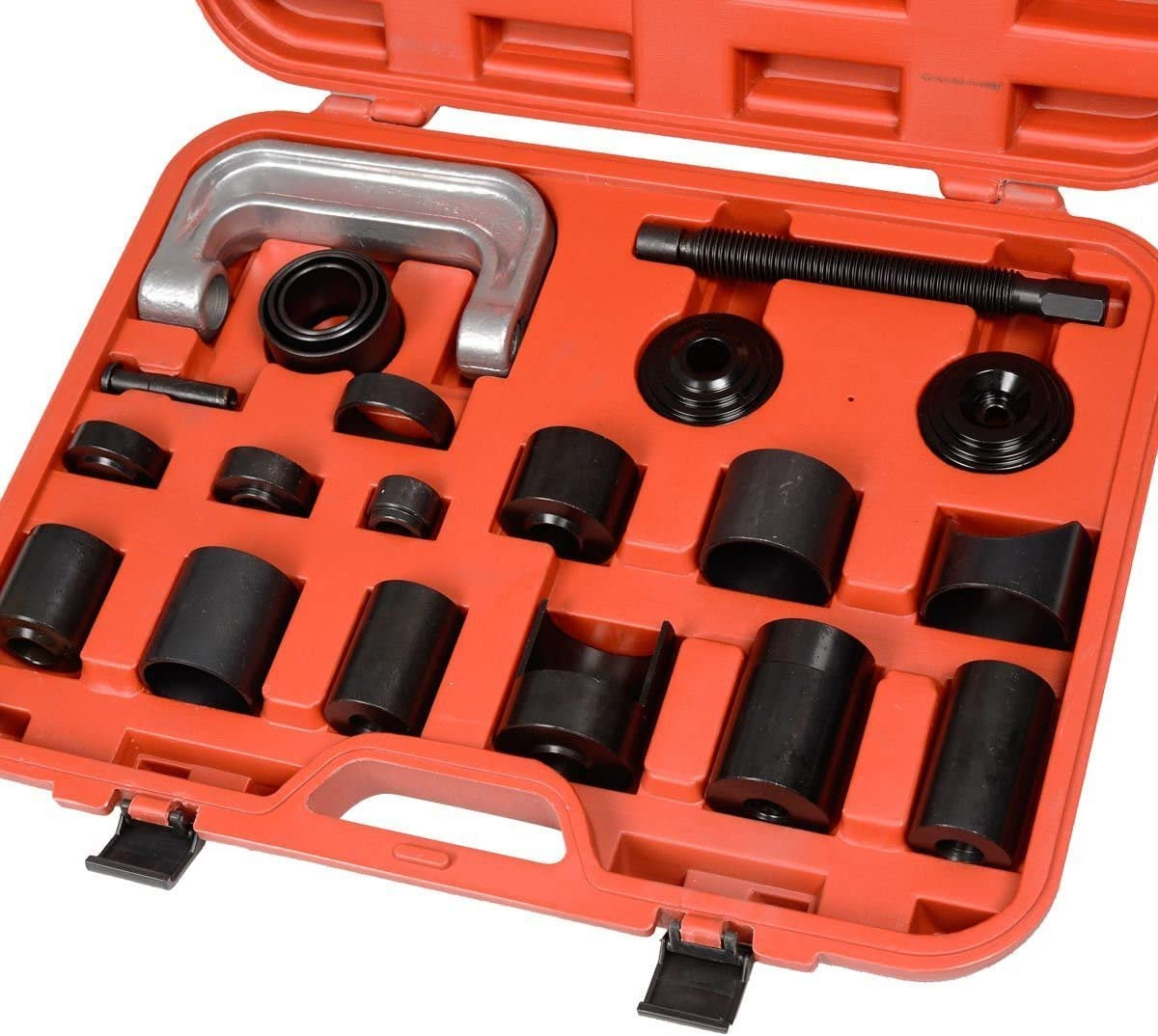 PMD Products Ball Joint//U Joint//C Frame Press Service Set Forged Clamp 21 pc for Trucks 4WD trucks Cars