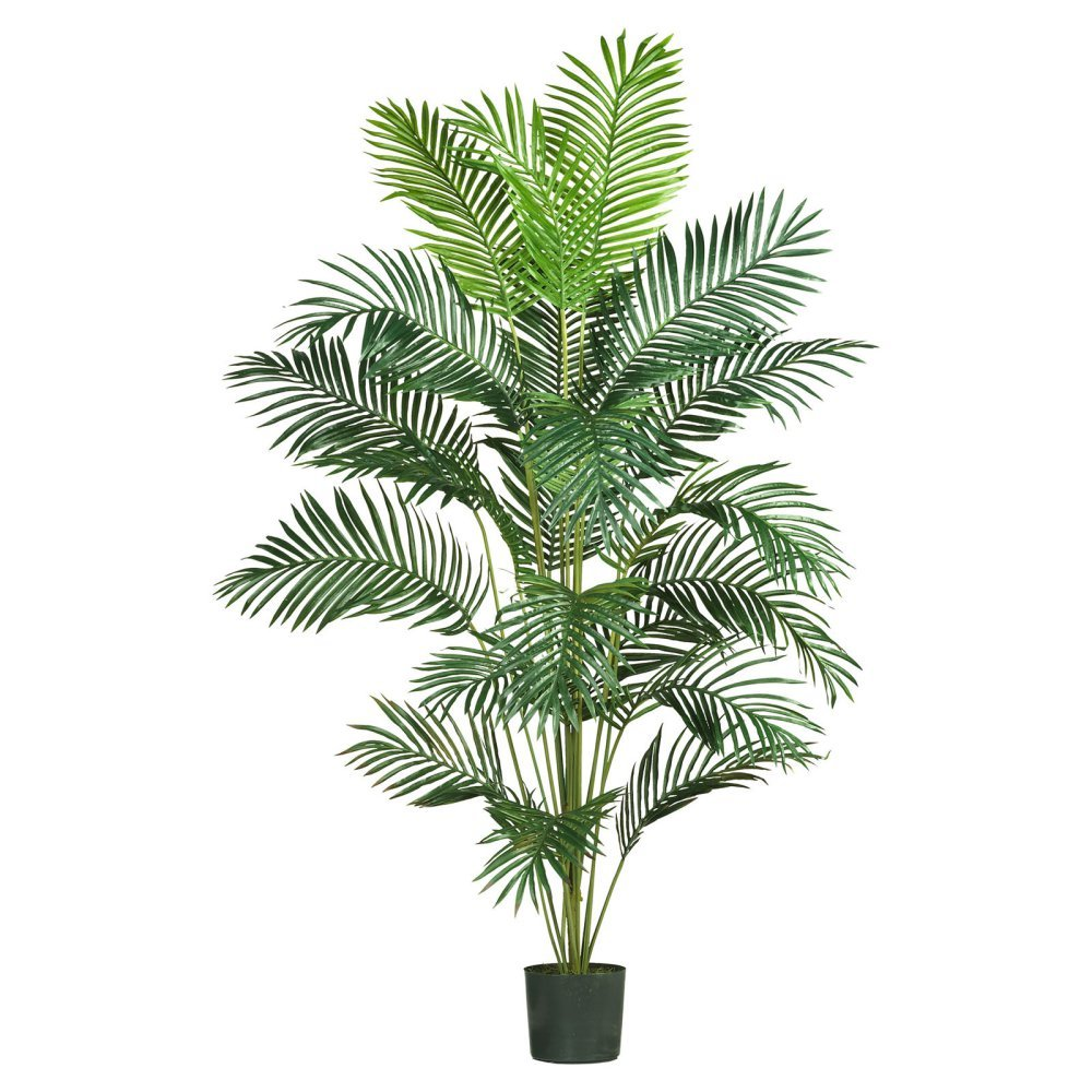 Nearly Natural Paradise Silk Palm Tree by Nearly Natural