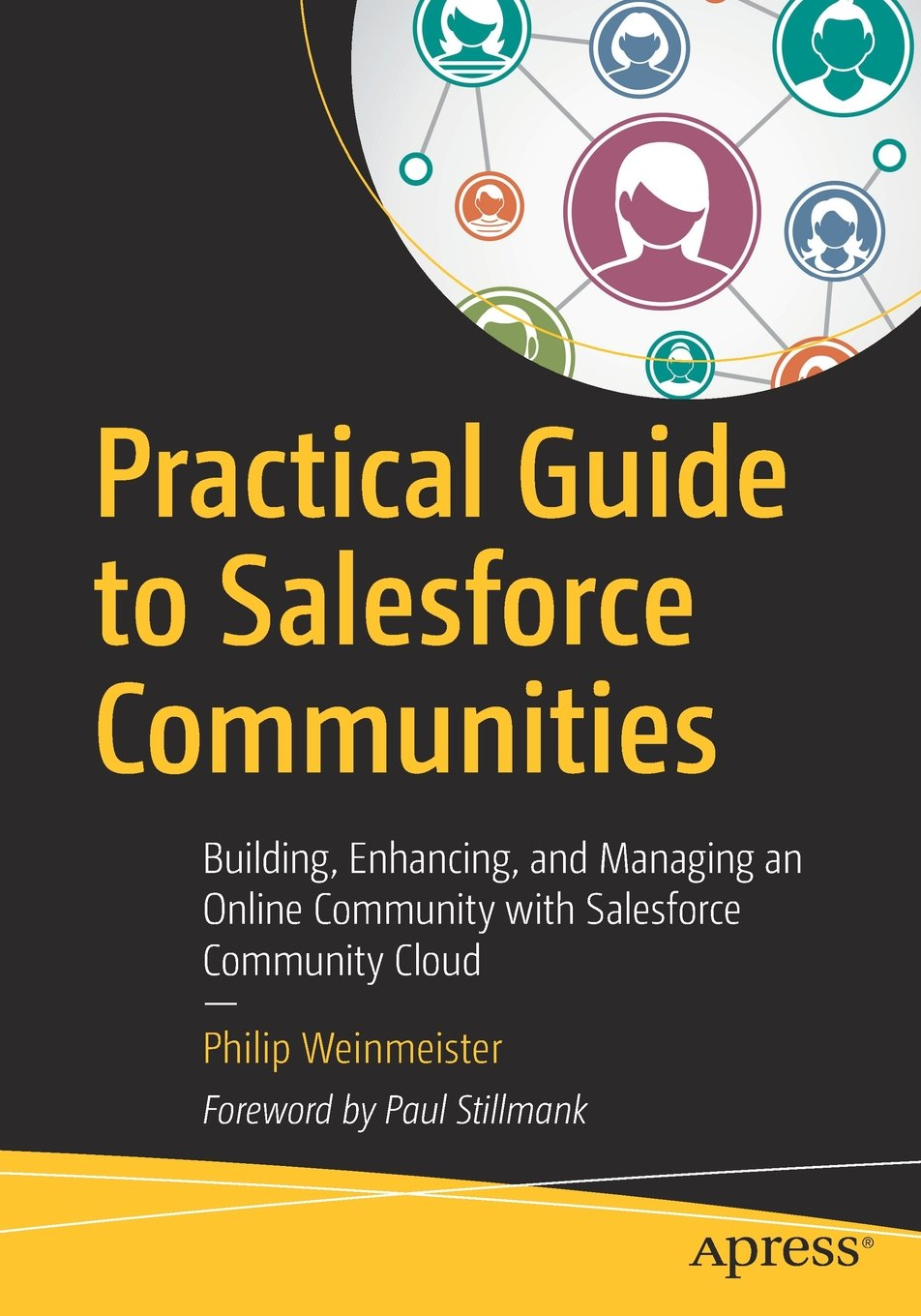 Practical Guide To Salesforce Communities Building Story Ore Blog Food Web Diagram Template Enhancing And Managing An Online Community With Cloud