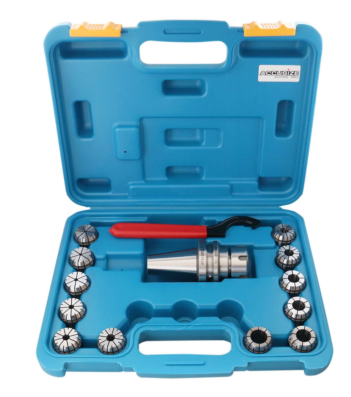 CAT40-ER16 COLLET CHUCK-8 CHUCKS//set for $199.00 shipping free,Tool Holder Set