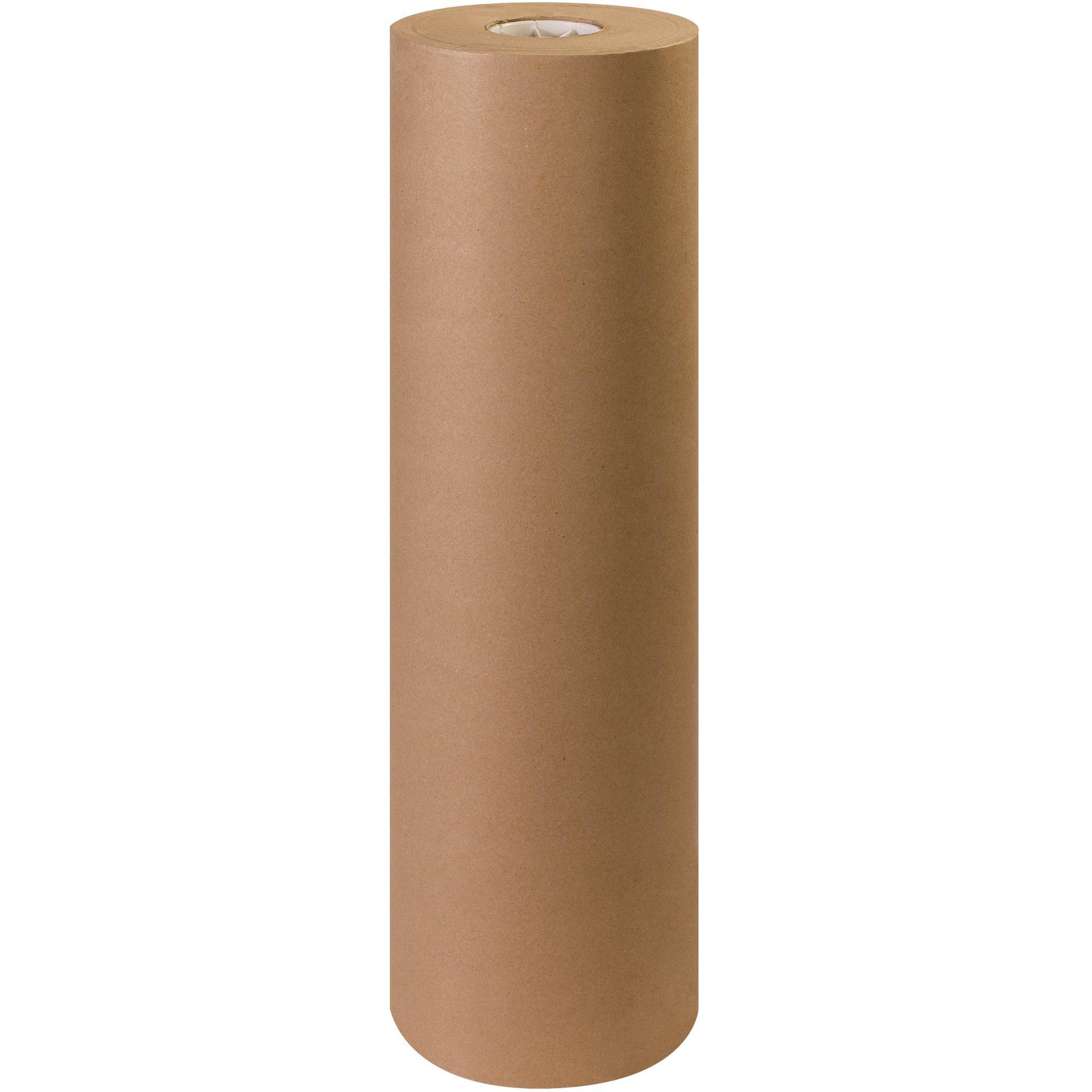 Aviditi Fiber 30# Paper Roll, 1200' L x 30'' W, Kraft (KP3030) by Aviditi