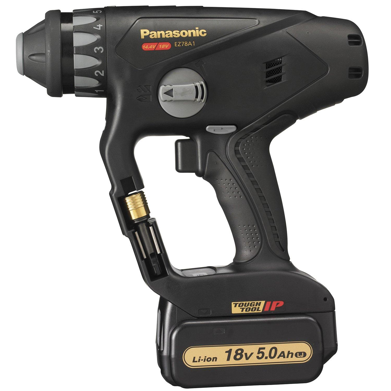 パナソニック(Panasonic) 充電マルチ ハンマードリル EZ78A1LJ2GT1<br />