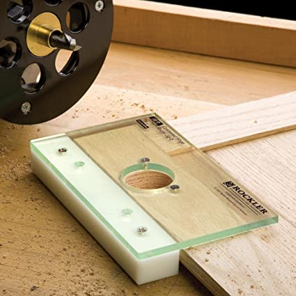 Rockler Concealed Hinge Router Jig It Doorjamb And Hinge Templates