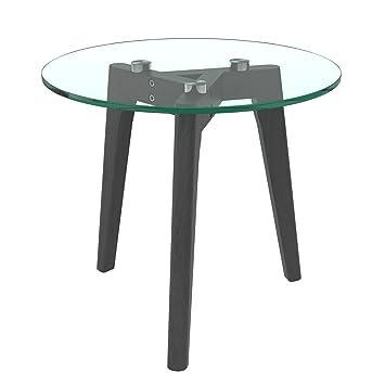 bonVIVO Ausverkauf Design-Couchtisch Filippa, Beistelltisch Im Retro ...