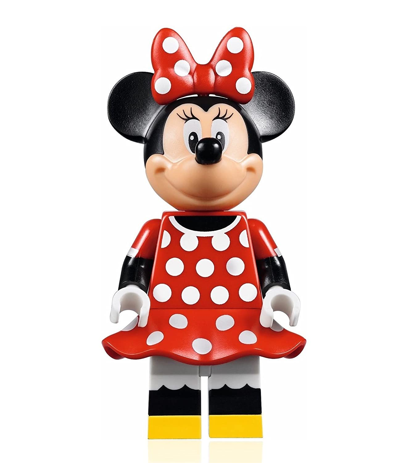 LEGO Disney Castle Minifigure 71040 Minnie Mouse Red Polka Dot Dress