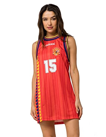 e1ca15a223c adidas Originals Womens Spain Tank Dress at Amazon Women's Clothing store: