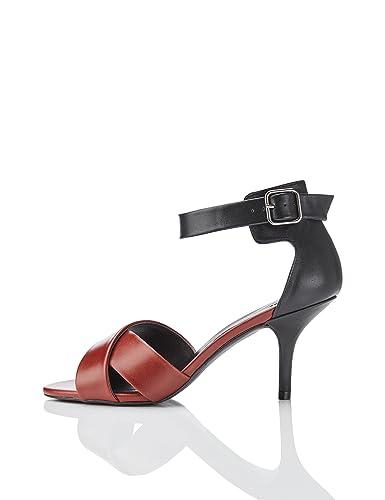 0e96c25c5b33 find. Sandales Talons Femme: Amazon.fr: Chaussures et Sacs