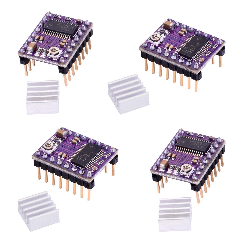 Longruner For Arduino Professional 3D printer CNC Kit, GRBL CNC Shield +UNO  R3 Board+RAMPS 1 4 Mechanical Switch Endstop+DRV8825 A4988 GRBL Stepper