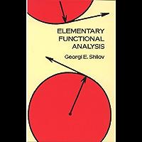 Elementary Functional Analysis (Dover Books on Mathematics)