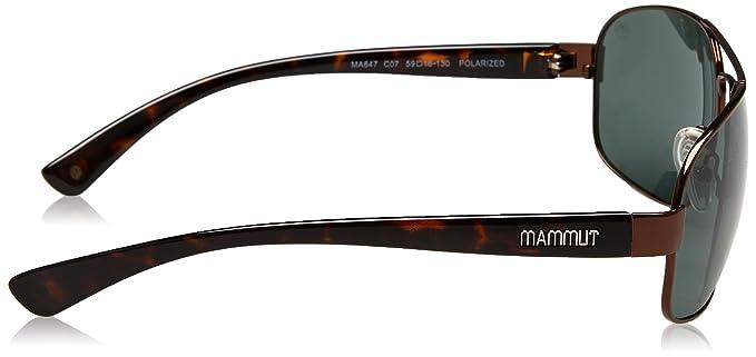 Mammut Zagras, Gafas de Sol Unisex, Negro, 59: Amazon.es: Ropa y accesorios