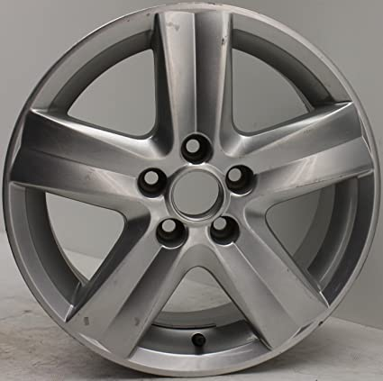 1 Original Volkswagen Polo Fox 5Z 15 pulgadas Palma aluminio ...