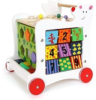 Juguetes Bebes 1 Año Andador Bebés Carrito de Primeros Pasos ...