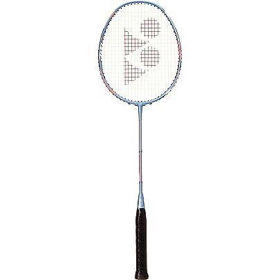 YONEX  Duora 77 LCW  Strung  Badminton Racquet   Jewel Blue , G4 , 85 92 grams , 26 lbs