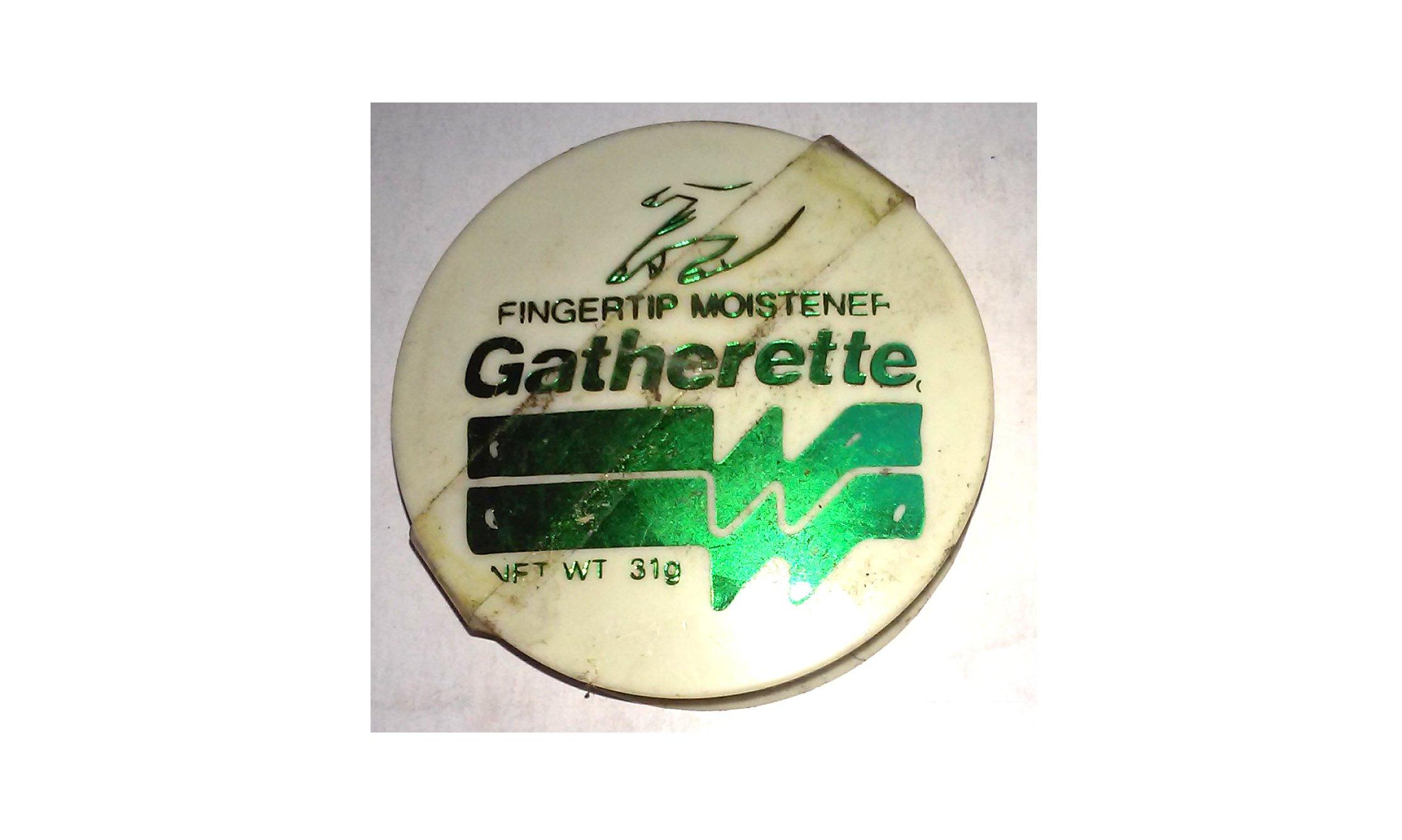 Gatherette Fingertip Moistener