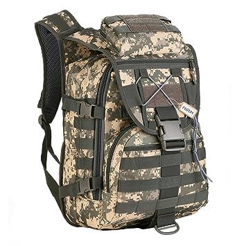 Amazon.com: Pisfun - Mochila de 40L bolsas impermeables ...