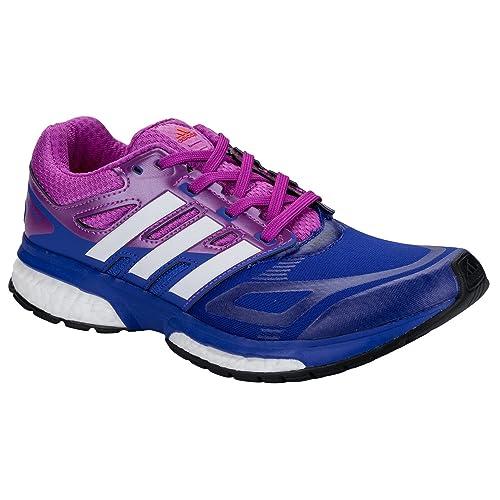 Zapatillas de correr para mujer Response Boost Techfit, de