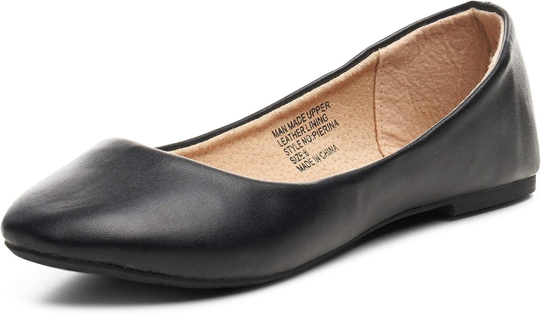 alpine swiss Womens Pierina Ballet Flats
