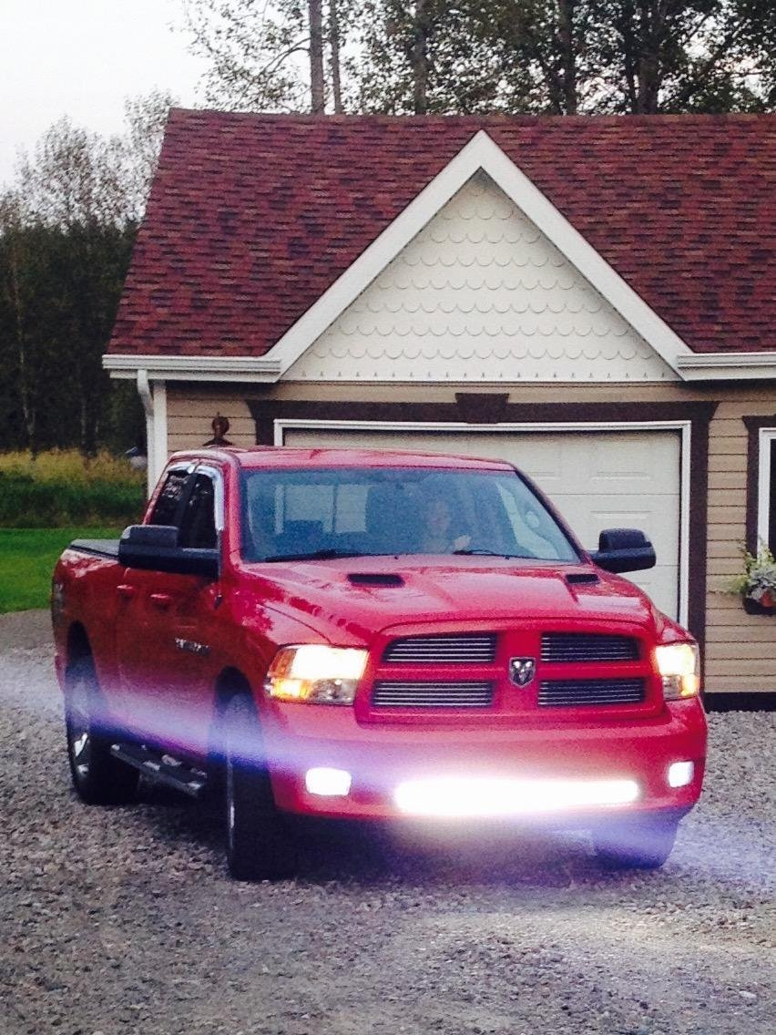 AUXTINGS 81,3 cm 180 W LED work Light bar flood spot off Road camion SUV 4 WD guida fari