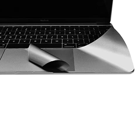 Gray Palm Rest Cover Skin With Trackpad Protector For Macbook Pro 15 Inch Laptop With Touch Bar Leze 2016 Released Retina Display Accessories Electronics