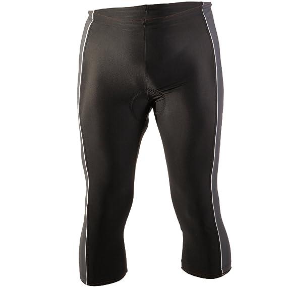 Lange Hose Tr/ägerhose gepolsterte Radhose Z Sports Herren-Radhose Leggings 3//4 Tr/ägerhose Coolmax