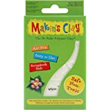 Makin's USA Clay Air for Crafts, 120gm, White