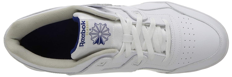 online store 9d21c 0b4fc Reebok Workout Plus, Baskets Homme  Amazon.fr  Chaussures et Sacs