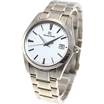 competitive price c753c efcee Amazon | [グランドセイコー]GRAND SEIKO 腕時計 メンズ SBGX267 ...