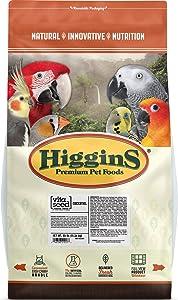 Higgins 466155 Vita Seed Cockatiel Food For Birds, 25-Pound