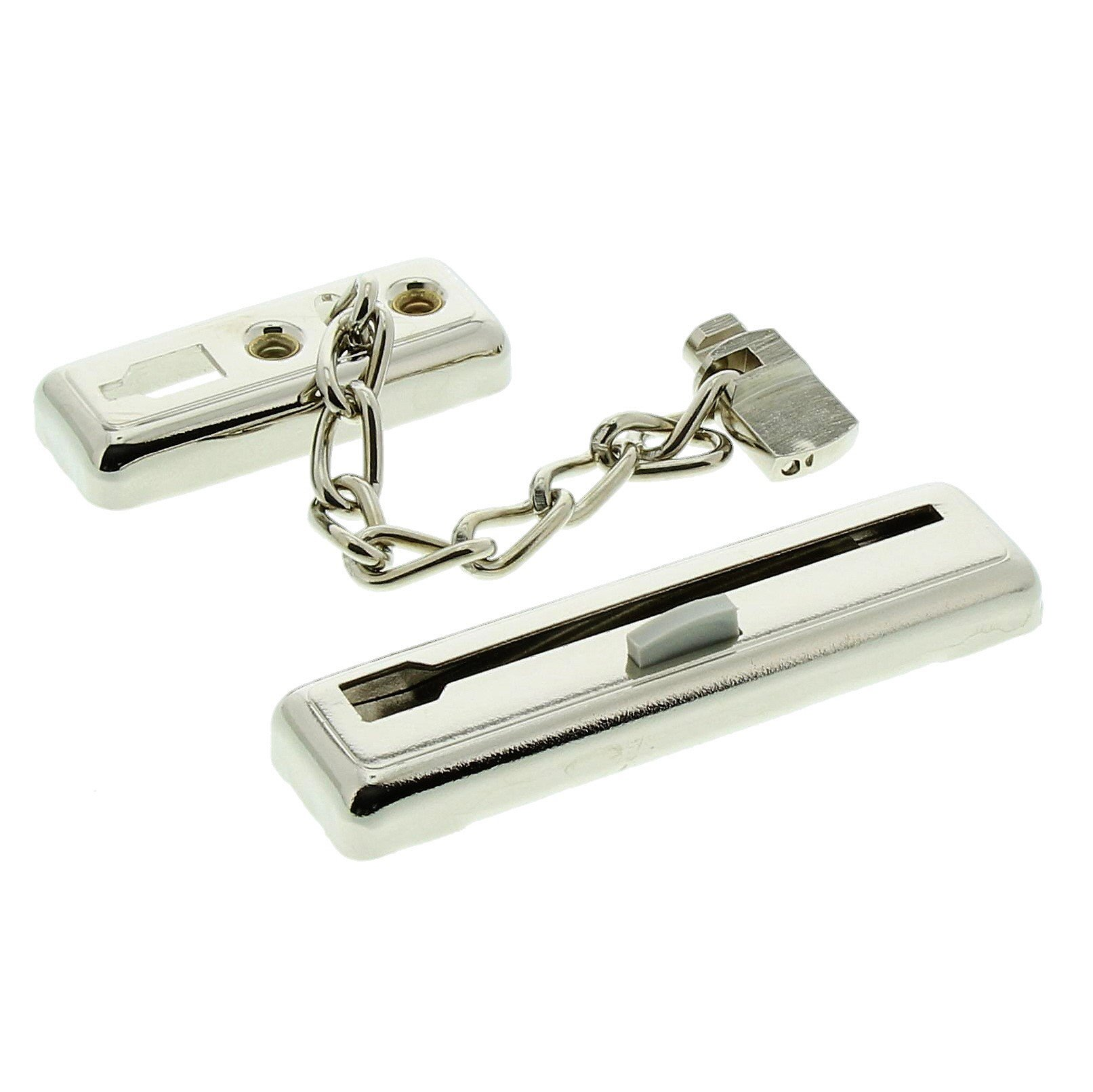 burg Wachter Slide Lock Security Chain