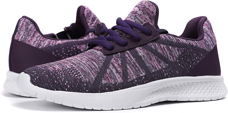 Kuzima Big Kids Sneaker Boys Girls Tennis Running Slip On Sport Shoes