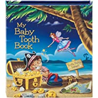 Baby Tooth Keepsake/Organizer and Photo Book-Tooth Fairy Island Collection-Boy
