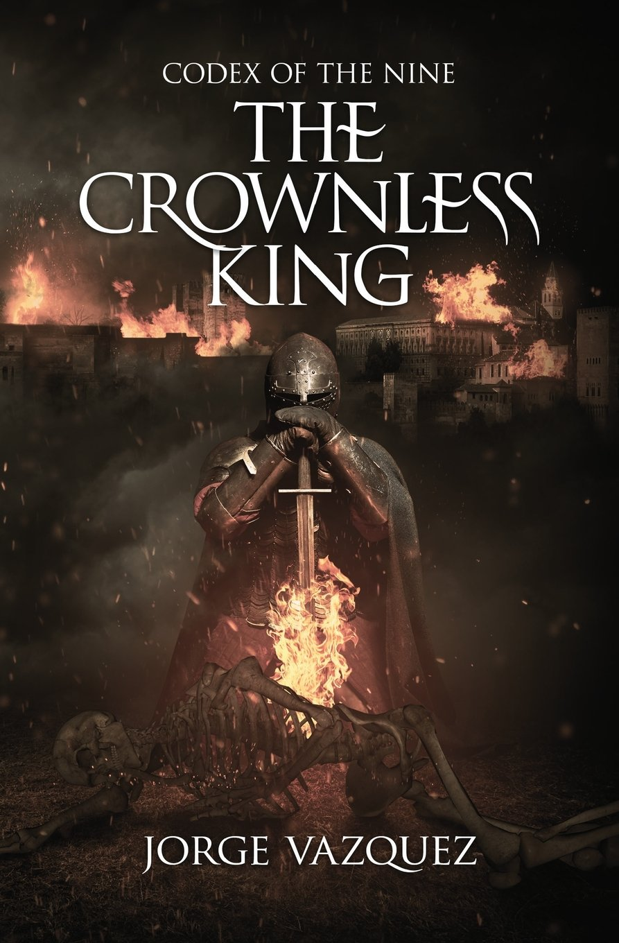 Download Codex of the Nine: The Crownless King pdf