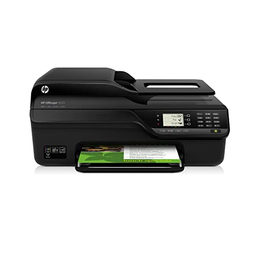 HP Officejet 4620 e-AiO - Impresora multifunción (Inyección ...