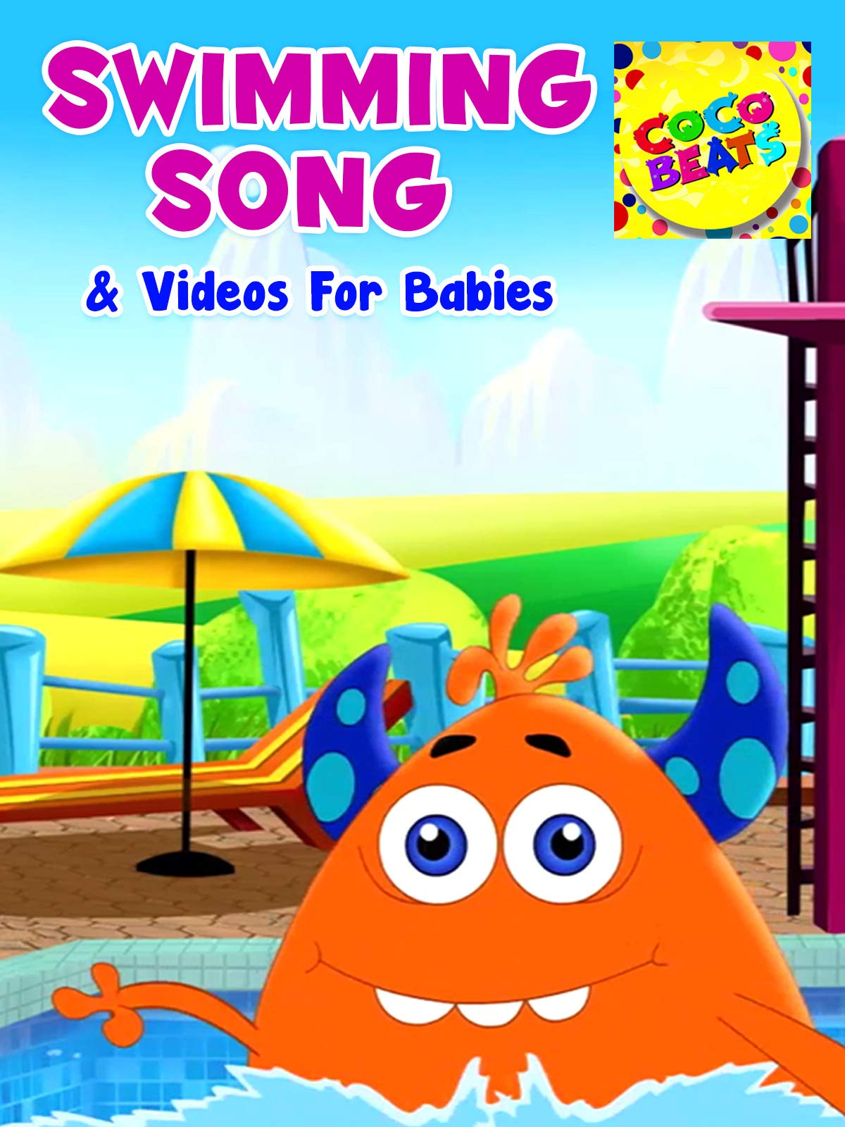 Swimming Song and Videos For Babies - Coco Beats on Amazon Prime Video UK