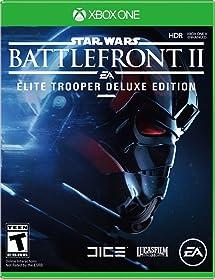 Amazon.com: Star Wars Battlefront II: Elite Trooper Deluxe ...