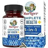 Complete Gut Health+ by MaryRuth's   3-in-1 Prebiotic + Probiotic + Postbiotic Corebiome® Vegan Gastrointestinal Support   Su