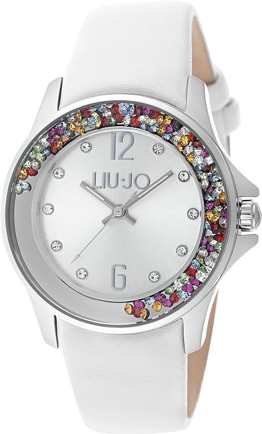 Orologio Donna Dancing Bianco TLJ998 Liu Jo Luxury