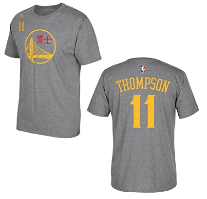 free shipping fcce5 3c2c8 Amazon.com : Klay Thompson Golden State Warriors Chinese New ...