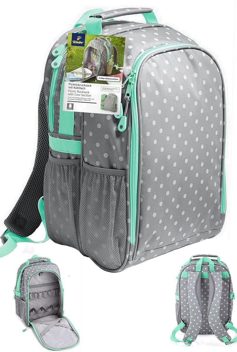 #Picknickrucksack TCM von Tchibo mit Kühlfach / Kühltasche#