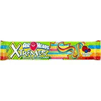 18-Pack Airheads Xtremes Sweetly Sour Candy Belts (Rainbow Berry)