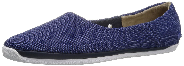 Lacoste Women's Rosabel Slip 117 1 Fashion Sneaker B01MF96PG8 5 B(M) US|Navy/Blue