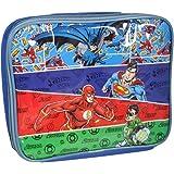 Justice League DC Batman/Superman/Flash et Green Lantern Sac déjeuner Multicolore