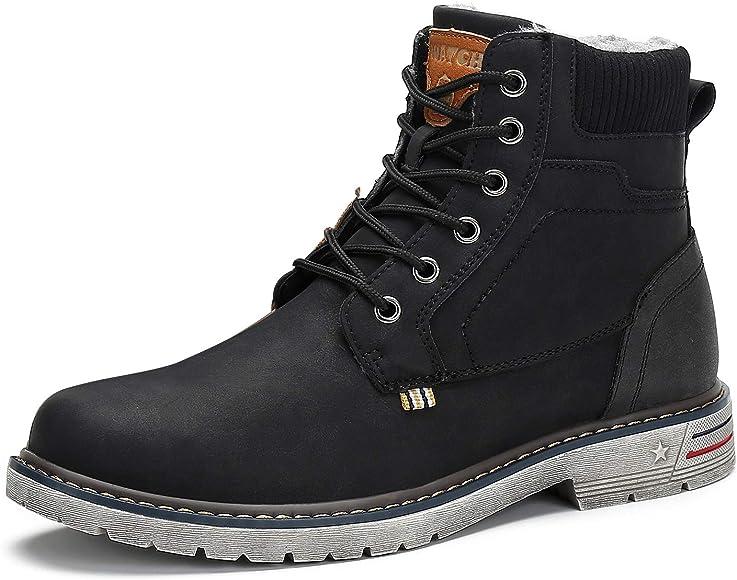 Mens Winter Warm Snow Boots