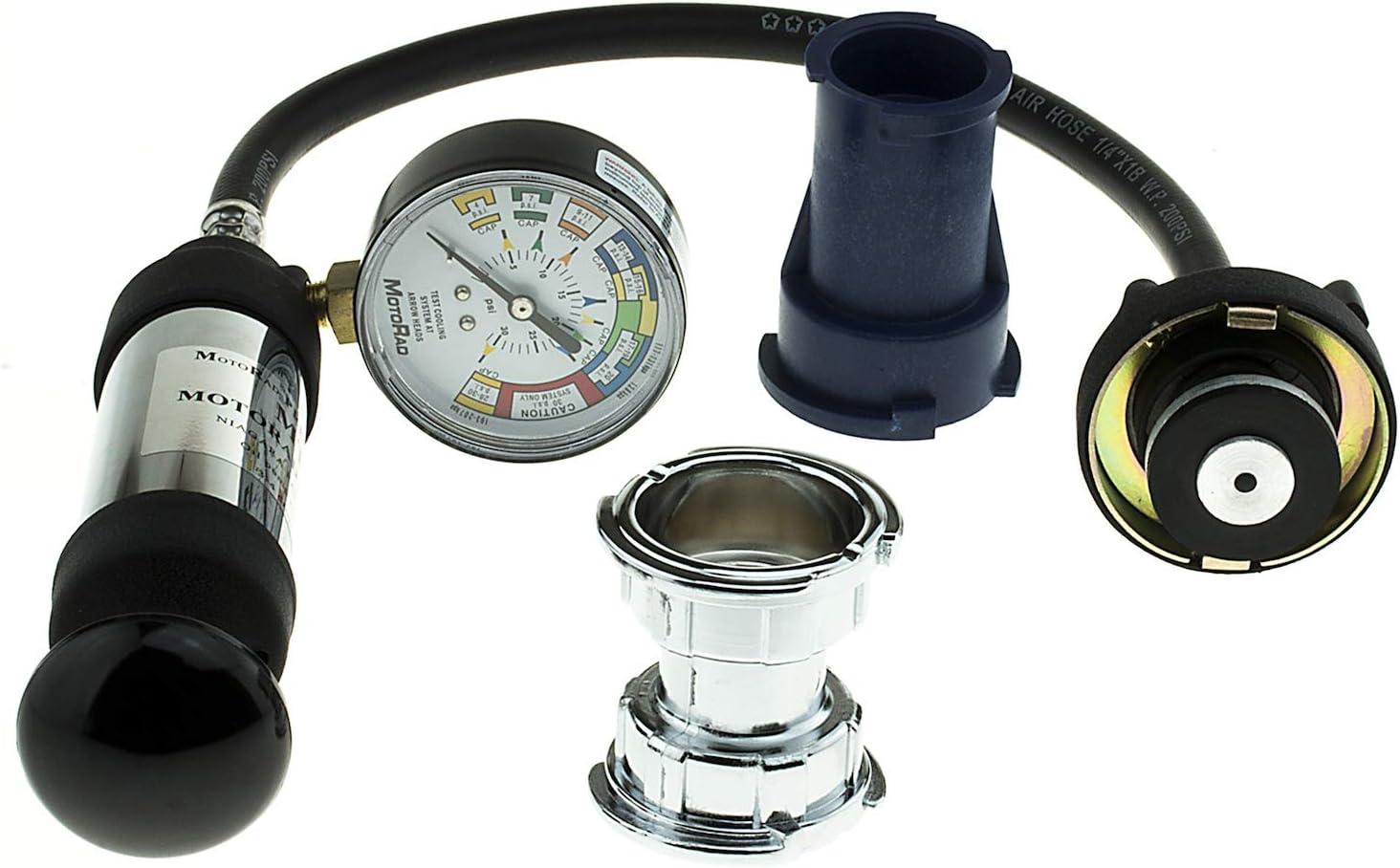 12270//12255 Cooling System Tester with 1 Filler Necks Stant 12559 Rubber Spacer for